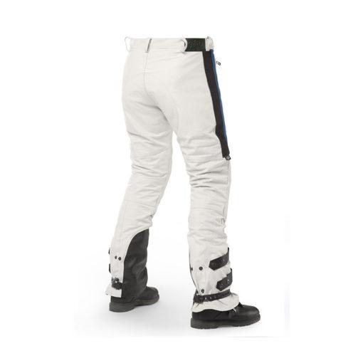 Fuel Rally Raid Pants White - Back