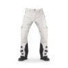 Fuel Rally Raid Pants White - Front