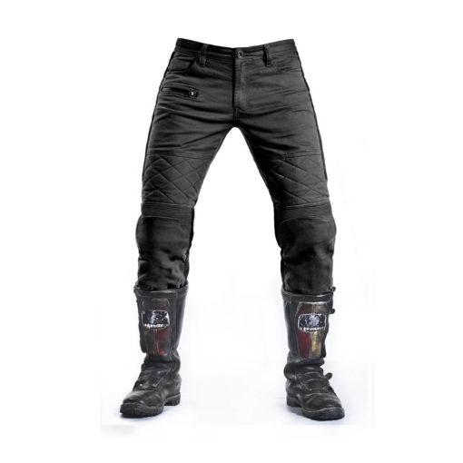 Fuel Sergeant Black Pants - Front