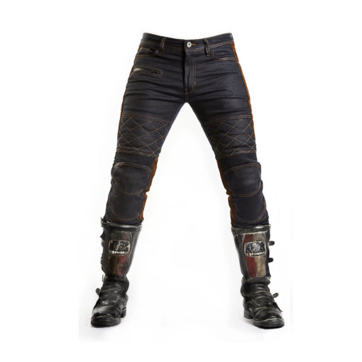 Fuel Sergeant Waxed Pants - Front