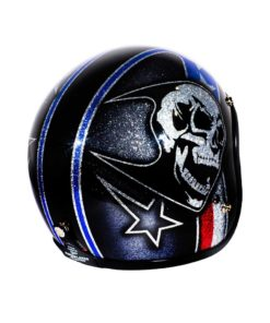 70's Helmets American Skulls - Right