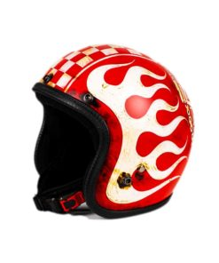 70's Helmets Born To Ride