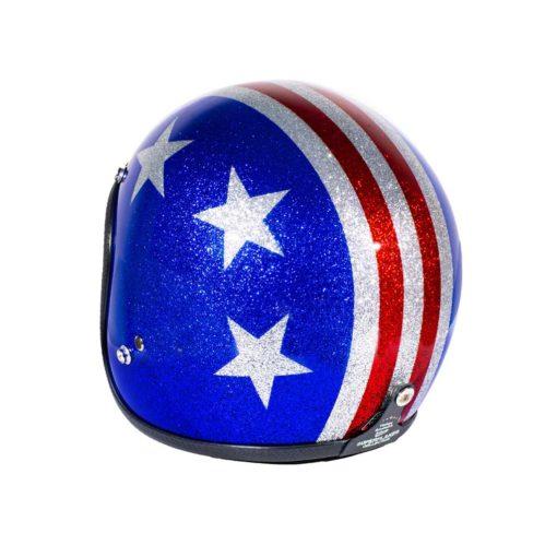 70's Helmets Captain America - Left