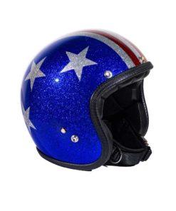 70's Helmets Captain America - Profile