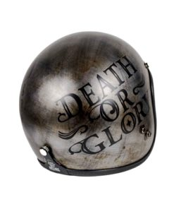 70's Helmets Death Or Glory - Back