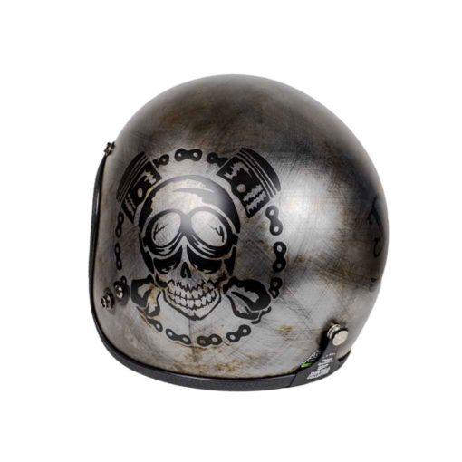 70's Helmets Death Or Glory - Profile Left