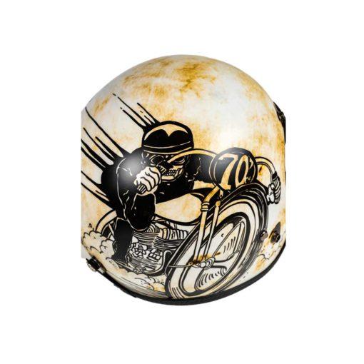 70's Helmets Evil Vintage - Details