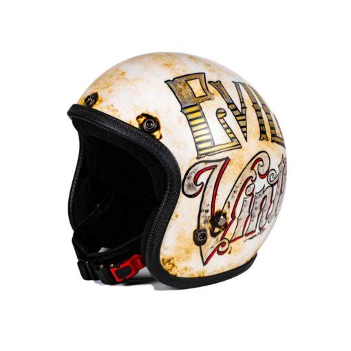 70's Helmets Evil Vintage - Profile