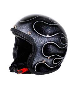 70's Helmets Flames 2014