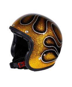 70's Helmets Flames 2016