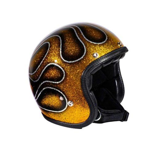 70's Helmets Flames 2016 - Profile