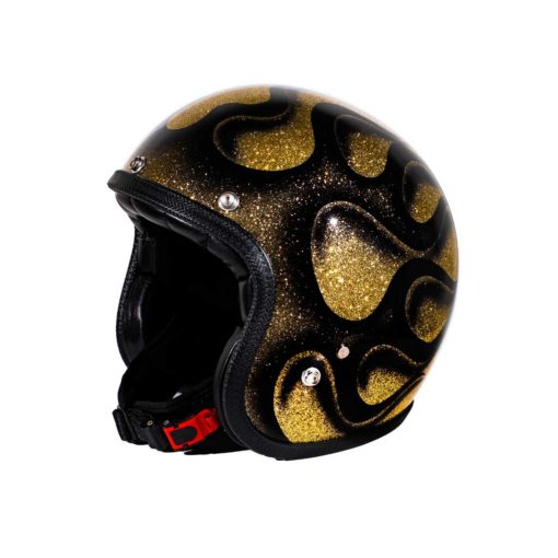 70's Helmets Flames 2020