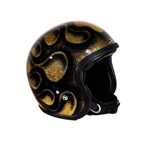 70's Helmets Flames 2020 - Profile