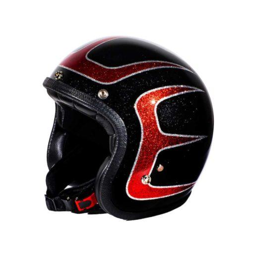 70's Helmets Hotrod Scallops