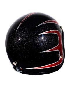 70's Helmets Hotrod Scallops - Right