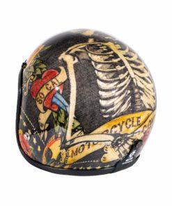 70's Helmets Jerry's Tattoo - Left