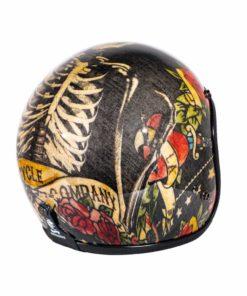70's Helmets Jerry's Tattoo - Right