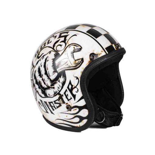 70's Helmets Killer Wheel