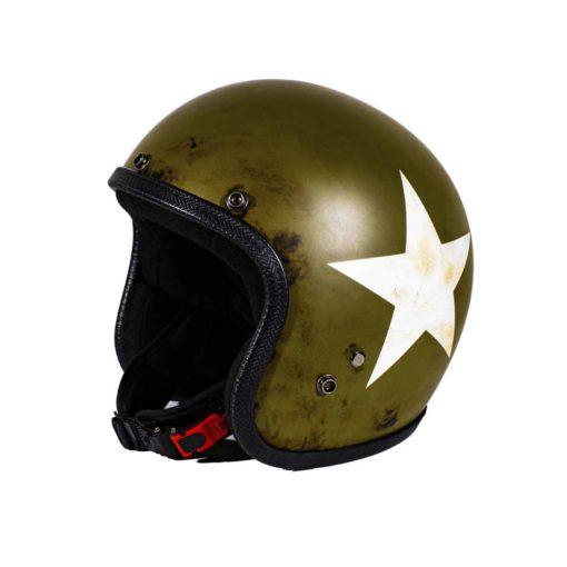 70's Helmets Nato Green - Profile