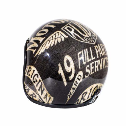 70's Helmets Original Spare Parts - Left