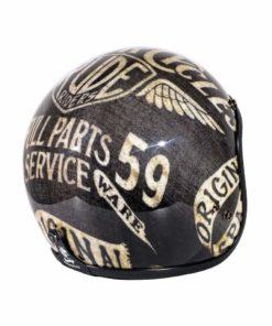 70's Helmets Original Spare Parts - Right