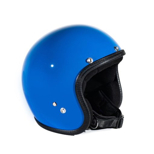70's Helmets Pastello Blue - Left