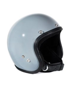 70's Helmets Pastello Grey - Left