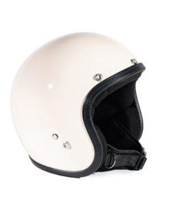 70's Helmets Pastello Ivory - Left