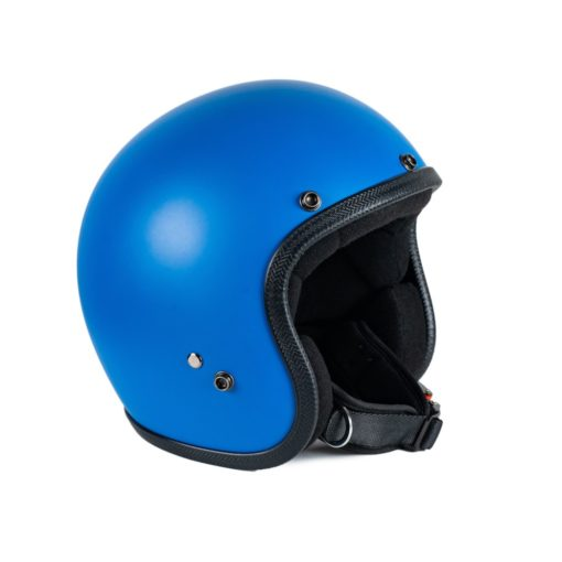 70's Helmets Pastello Mat Blue - Left