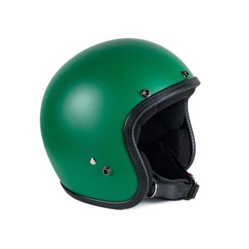 70's Helmets Pastello Mat Green - Left