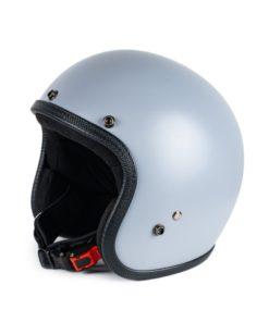 70's Helmets Pastello Mat Grey - Right