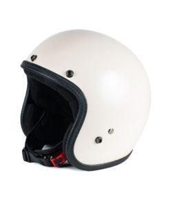 70's Helmets Pastello Mat Ivory - Right