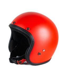 70's Helmets Pastello Mat Red - Right