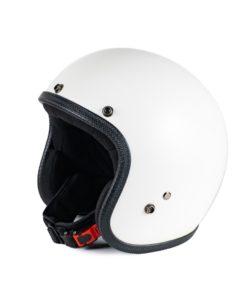 70's Helmets Pastello Mat White - Right