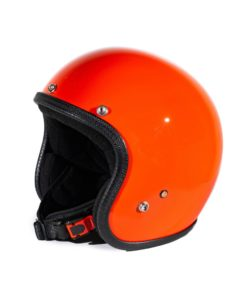 70's Helmets Pastello Orange - Right