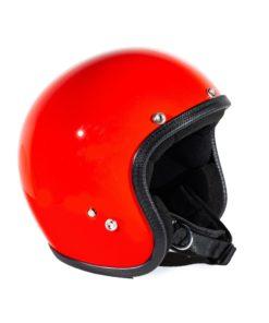70's Helmets Pastello Red - Left