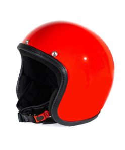 70's Helmets Pastello Red - Right