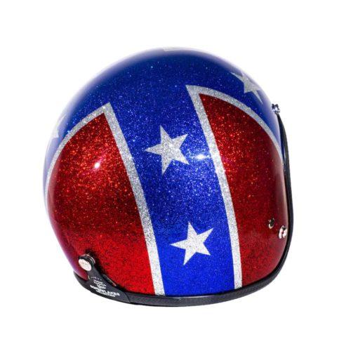 70's Helmets Rebel Flag - Right