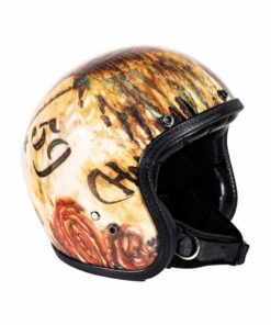 70's Helmets Rude Indians - Profile