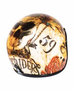 70's Helmets Rude Indians - Right