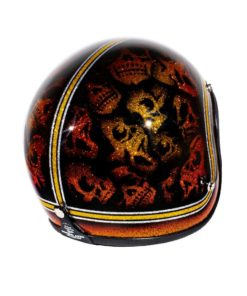 70's Helmets Skulls 2014 - Right
