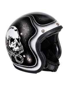 70's Helmets Skull & Flames 2018 - Profile