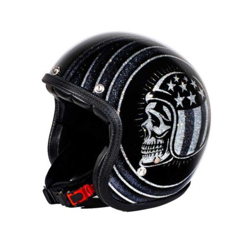 70's Helmets Skulls & Circle