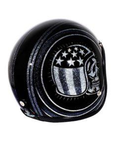 70's Helmets Skulls & Circle - Right