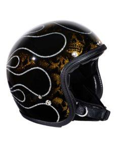 70's Helmets Skull & Flames 2015 - Profile