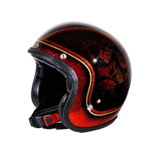 70's Helmets Skulls & Flash