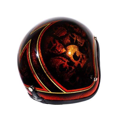 70's Helmets Skulls & Flash - Right