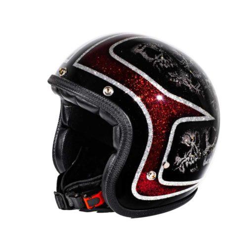 70's Helmets Skulls & Scallops 2016