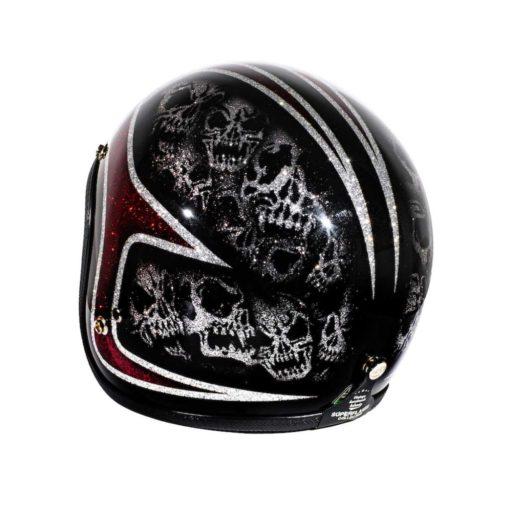 70's Helmets Skulls & Scallops 2016 - Left