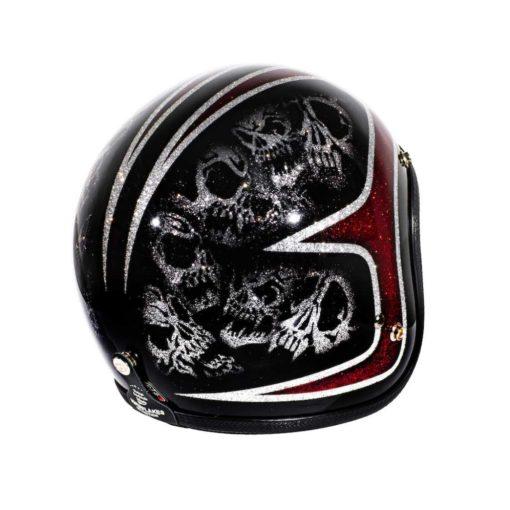 70's Helmets Skulls & Scallops 2016 - Right